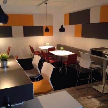 ORBIT-Küche als zentraler Treffpunkt