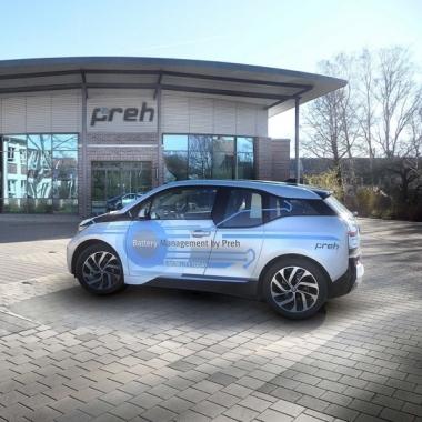 Steuergeräte für das Batteriemanagement für Elektro- und Hybridfahrzeuge