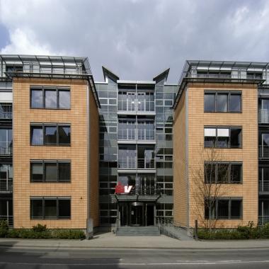 Unser Standort in Erfurt