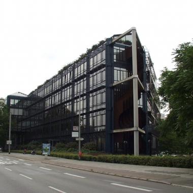 Der Standort in Mannheim