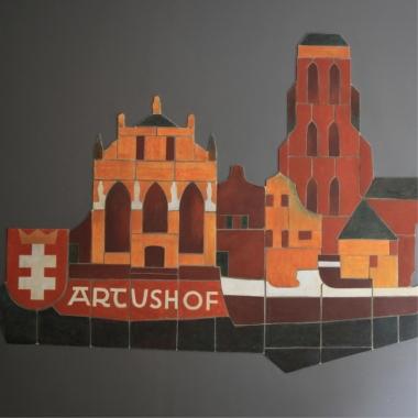 Der Artushof in der Danziger Straße - Das Zuhause der Wahring & Co. Media GmbH