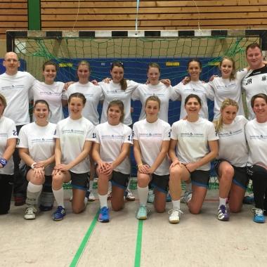 Wir unterstützen die 1. Damen Handballmannschaft des TSV Bardowick mit einem Trikot Sponsoring und wünschen eine erfolgreiche Saison!