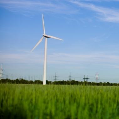 Windpark Unterlaa.   (c) Wien Energie/ Ian Ehm