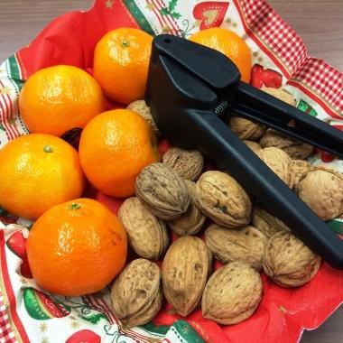 In unseren Küchen gibt es neben kostenlosen Kaffee, Tee und Wasser auch hin und wieder leckere Vitamine.