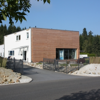 Firmensitz in Rheinböllen
