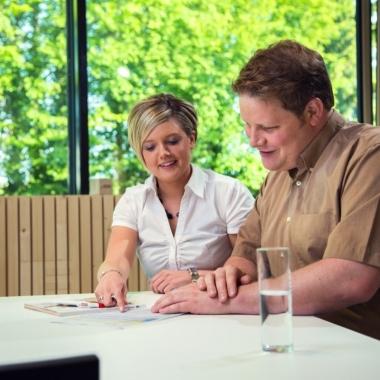 Offene Gespräche schaffen Möglichkeiten für Weiterentwicklung und Karriereplanung