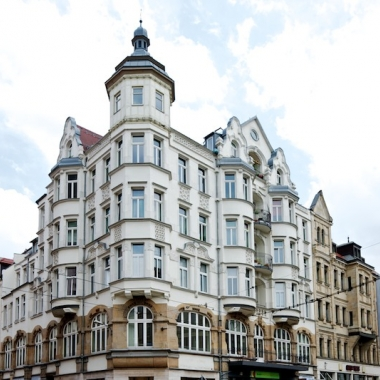 Firmensitz im Leipziger Zentrum