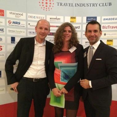 Travel Industry Manager Preisverleihung 2014