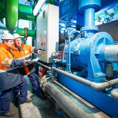DMT ist im Bau von Kohlenwertstoffanlagen und Komponenten zur Emissionsminderung tätig © TÜV NORD GROUP/Udo Geisler