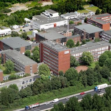 TÜV NORD GROUP - Standort Essen. Am Technologiepark 1, 45307 Essen © TÜV NORD GROUP