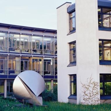 Uhlmann-Zentrale in Laupheim