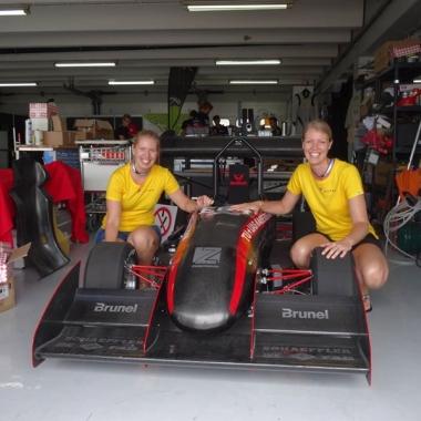 Natürlich lassen wir es uns auch nicht nehmen, beim Formula Student Event in Deutschland am Hockenheimring vorbeizuschauen.