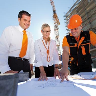 BTI bietet über Baustellenberater, Großkundenbetreuer und Anwendungstechniker den Rundum-Service für die Kunden.