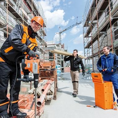 BTI Befestigungstechnik - Spezialist für das Bauhandwerk.
