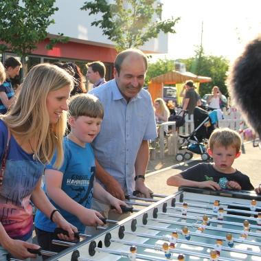 CAS Sommerfest