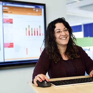 Monica Fiore, Service Delivery Managerin