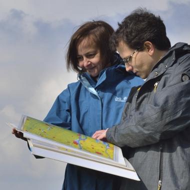"""Naturkatastrophen-Risiken genau erfasst: Unser """"Geo-Team"""" umfasst auch Meteorologen und Geoökologen."""