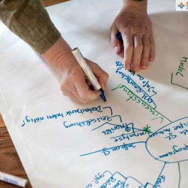 Bei den DOMUS Workshops ist Kreativität gefragt.