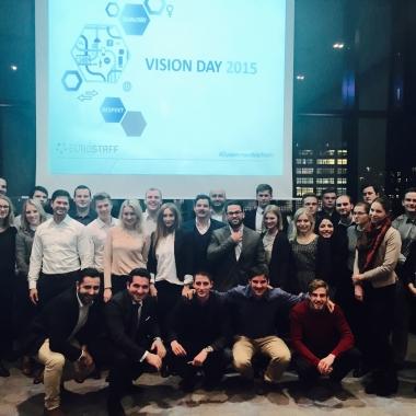 Ein unschlagbares Team - Vision Day 2015