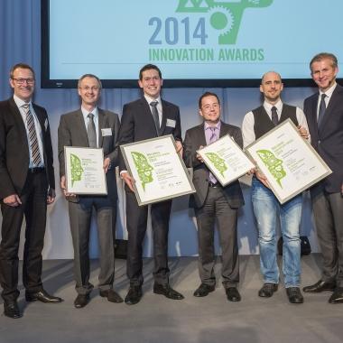 Der Innovationspreis zeichnet Produkt- und Prozessinnovationen bei Heraeus aus.