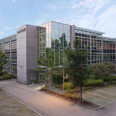 EMEA Headquarter in Grasbrunn bei München