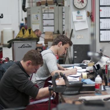 Technisches Ausbildungszentraum in Kerpen