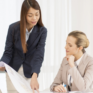 Kompetenz durch gebündeltes Know-how: Die komplexen Aufgabenstellungen bei der Planung von Projekten des Gesundheitswesens erfordern ein professionelles, eingespieltes Team.