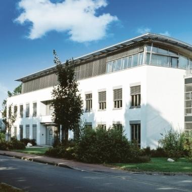 Das Stammhaus der WAGNER Group GmbH in Langenhagen bei Hannover