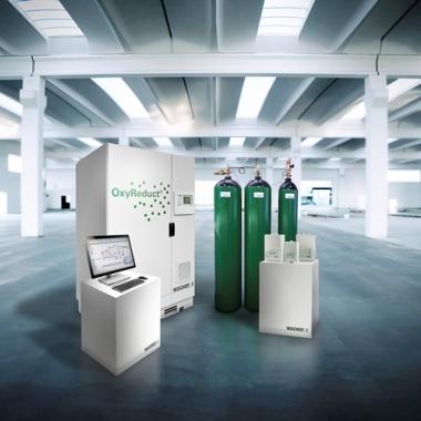Produktpalette der WAGNER Group GmbH