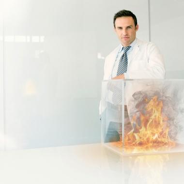 WAGNER - Die bessere Lösung im Brandschutz