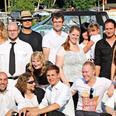 Gemeinsam feiern: Mahr EDV Sommerfeste und Events
