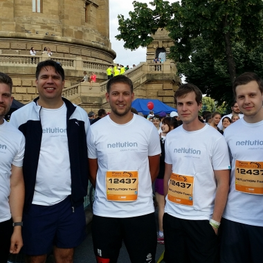 SAP Marathon in Mannheim