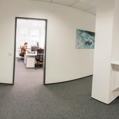 Das Netlution Office im rundum Blick.
