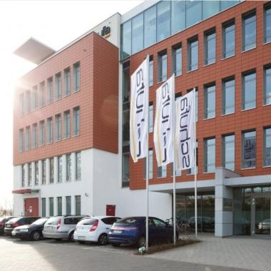SCHUFA-Zentrale in Wiesbaden