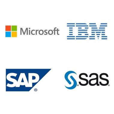 Wir sind Partner der großen BI-Technologieplattformen