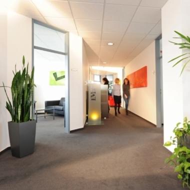 Zugang zu den Büros