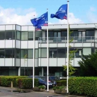 Das Firmengebäude unserer Landesgesellschaft ODS B.V.