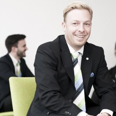 Geschäftsführer Joerg Klaas