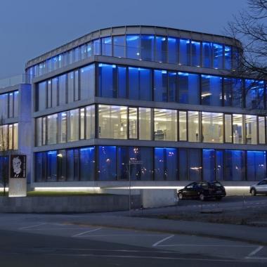 Unsere Zentrale in Rheine