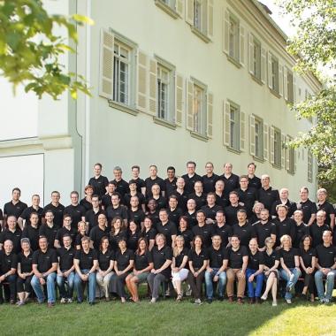 Staufen Mitarbeiter am Standort Deutschland
