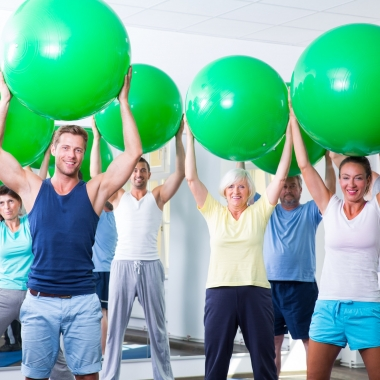 In Bewegung kommen ? in Bewegung bleiben durch Physiotherapie.