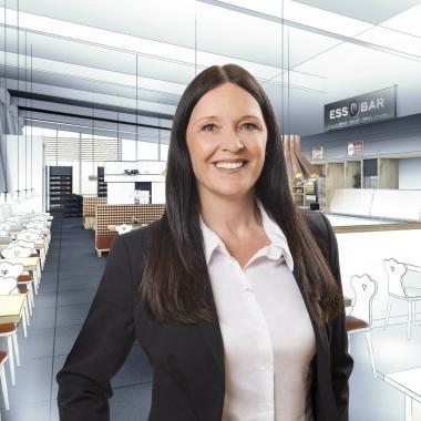 Michaela Brozia arbeitet als Innenarchitektin bei Tank & Rast. Ihre Aufgaben beschreibt sie auf der Karriereseite.