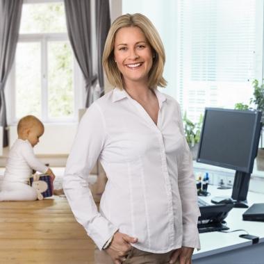 Sandra Friese ist in der Abteilung Human Resources beschäftigt und betreut verschiedene Themen.