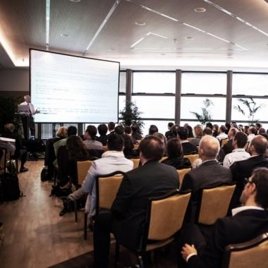 Wir organisieren regelmäßig Fachveranstaltung für Kunden und Interessierte.