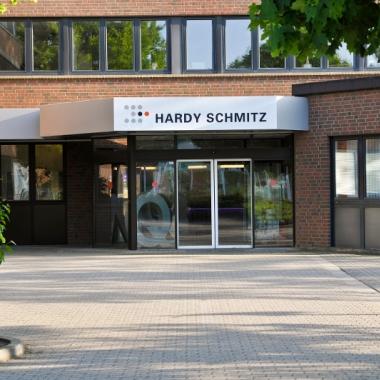 HARDY SCHMITZ in Rheine