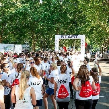 """IDS """"Easy Runner"""": am Start beim Stimme-Firmenlauf und beim Campuslauf"""