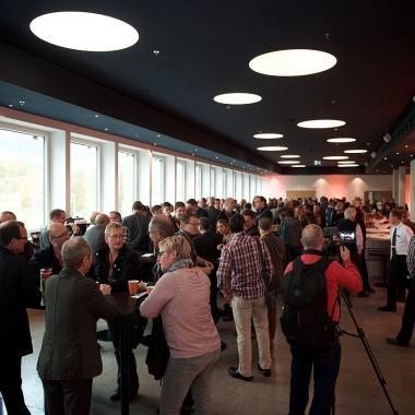 OpaccConnect 2014 im Messeforum Luzern