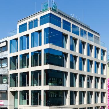 Neubau Geschäftsstelle Saarbrücken