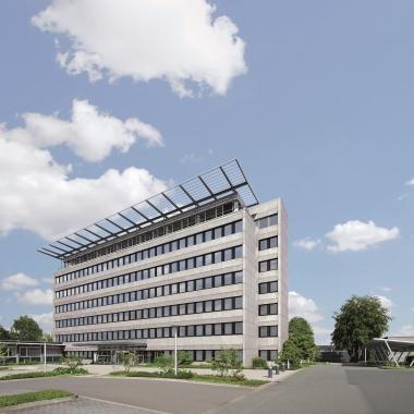 Unternehmenszentrale in Bielefeld