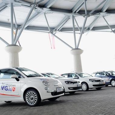 Gut fürs Image, attraktiv für die Mitarbeiter: das VGH-Firmenleasing.